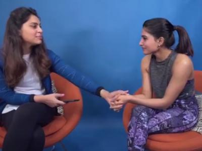 Upasana Fun Conversation With Samantha Akkineni