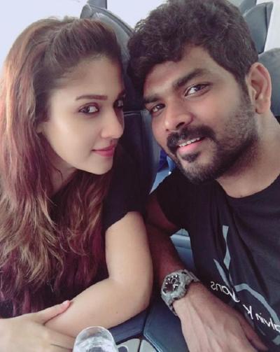 Nayanthara And Vignesh Shivan's Adorable Selfie Goes Viral | Tupaki English