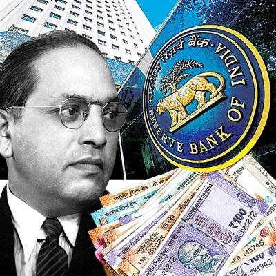 Demand to print Ambedkar's photo on Indian currency gets momentum | Tupaki  English