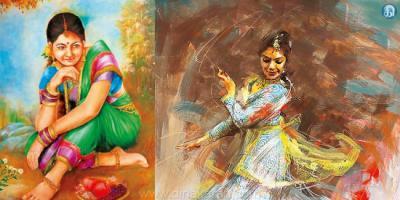 மேஷ ராசிப் பெண் - காவல் தெய்வம் காதல் தேவதை | Dinakaran