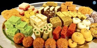 Diwali Barge Parse bite, oil price hike prices up 30% | தீபாவளி பட்ஜெட்  பர்சை கடிக்கும் பருப்பு, எண்ணெய் விலை கிடுகிடுபலகாரங்கள் விலை 30% உயர்வு |  Dinakaran