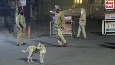 पंजाब में कोरोना के गहराते संकट के बीच नाइट कर्फ्यू एक घंटा बढ़ा