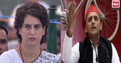 9 बजे, 9 मिनट की मुहिम को मिला सपा और कांग्रेस का समर्थन, प्रियंका ने लोगों से की यह अपील