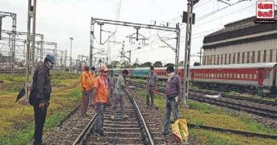 रेलवे ने बताया, गरीब कल्याण रोजगार अभियान के तहत 10 लाख से अधिक मानव दिवस काम सृजित किए गए
