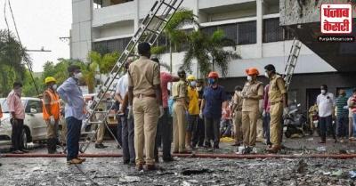 महाराष्ट्र में सरकारी अस्पताल के आईसीयू में लगी आग, जानमाल का कोई नुकसान नहीं हुआ
