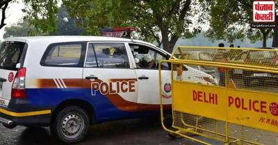 दिल्ली : गर्लफ्रेंड को मारी गोली, ससुर का किया मर्डर, फिर व्हाट्सएप करके SI ने किया आत्मसमर्पण