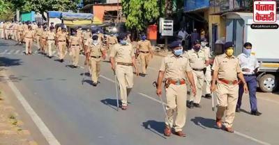 बाबरी मस्जिद विध्वंस मामले में फैसला आने के बाद मुंबई के संवेदनशील इलाकों में सुरक्षा बढ़ाई गई