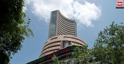 Share Market : सेंसेक्स 480 अंक उछला, 1 फीसदी चढ़ा निफ्टी