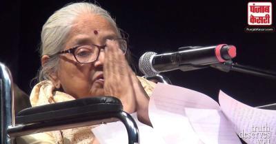 मुंबई : प्रसिद्ध मराठी समाजिक कार्यकर्ता व तर्कवादी पुष्पा भावे का लंबी बीमारी के बाद निधन