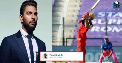 IPL 2020: युवराज सिंह ने देवदत्त पडिक्कल को किया चैलेंज, तो RCB के युवा बल्लेबाज ने ऐसे दिया जवाब