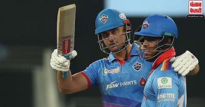 RCB vs DC : मार्कस स्टोइनिस का अर्धशतक, दिल्ली ने आरसीबी को दिया 197 का टारगेट