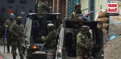 J&K : शोपियां में सुरक्षा बल और आतंकवादियों के बीच मुठभेड़