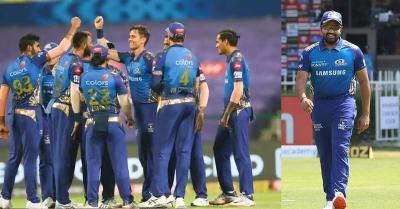 मुंबई इंडियन्स की शानदार जीत में बल्लेबाजों और गेंदबाजों ही नहीं क्षेत्ररक्षकों ने भी जीता रोहित का दिल