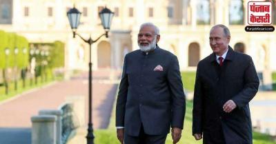 प्रधानमंत्री मोदी ने फोन कर अपने दोस्त पुतिन को दी जन्मदिन की बधाई