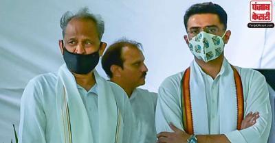 सचिन पायलट के मीडिया मैनेजर के खिलाफ FIR के बाद राजस्थान कांग्रेस में फिर से आने लगीं दरारें