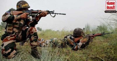 पाकिस्तान नापाक हरकतों से नहीं आ रहा बाज, उरी में फिर किया संघर्ष विराम का उल्लंघन