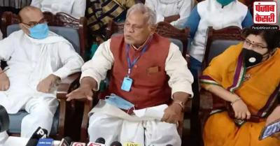 बिहार : पहले चरण का चुनाव तय करेगा मांझी के 'सियासी नाव' की चाल, समधिन और दामाद भी हैं मैदान में