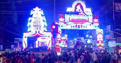 बिहार में कोरोना संक्रमण की रोकथाम के लिए दुर्गा पूजा पर नहीं बनेंगे पंडाल, मेलों का भी नहीं होगा आयोजन