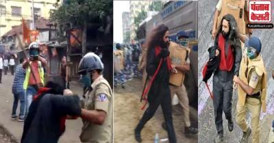 पश्चिम बंगाल में सिख व्यक्ति की पगड़ी खींचे जाने पर बढ़ा सियासी बवाल, बीजेपी का  हमले के खिलाफ प्रदर्शन