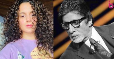 मुंबई बत्ती गुल पर अमिताभ बच्चन ने किया ट्वीट, हिमाचल में आराम फरमा रही कंगना ने ऐसे ली चुटकी
