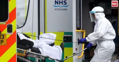 ब्रिटेन में तृतीय लॉकडाउन की संभावना, अस्थायी अस्पतालों को तैयार रहने को कहा
