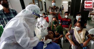 दिल्ली में सोमवार को कोरोना के 1,849 नये मामले सामने, संक्रमितों की संख्या 3.11 लाख के पार