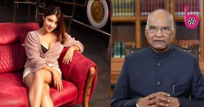 एक्ट्रेस पायल घोष ने राष्ट्रपति रामनाथ कोविंद को पत्र लिख की न्याय की मांग