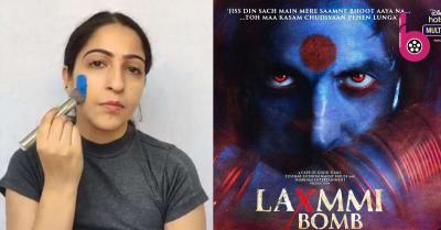अक्षय कुमार के फैन ने फिल्म 'लक्ष्मी बॉम्ब' का पोस्टर लुक किया रीक्रिएट, एक्टर ने की जमकर सरहाना
