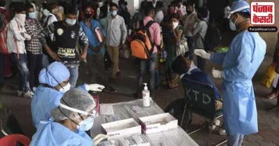 दिल्ली में बीते 24 घंटे में कोरोना वायरस के मिले 3,324 नए मामले, 44 मरीजों की मौत