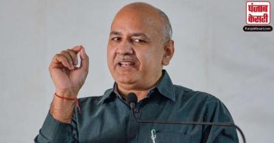 दिल्ली के श्रम और रोजगार विभागों का प्रभार मनीष सिसोदिया के हाथ