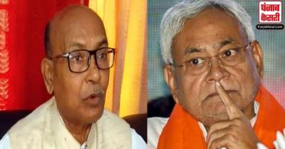 बिहार सरकार के मंत्री कपिलदेव कामत का निधन, CM नीतीश ने जताया शोक
