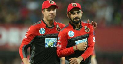 डी विलियर्स का बल्लेबाजी क्रम बदलना एक नाकाम रणनीति साबित हुई : विराट कोहली