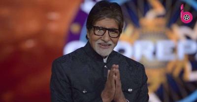 'लॉकडाउन' में अमिताभ बच्चन ने किया था घर में झाड़ू -पोछा और टॉयलेट साफ'