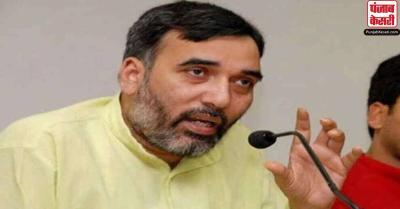 दिल्ली के पर्यावरण मंत्री ने उत्तरी दिल्ली नगर निगम पर एक करोड़ का लगाया जुर्माना