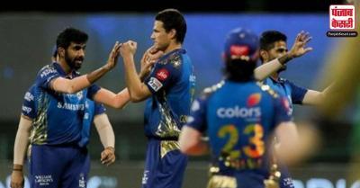 KKR vs MI (IPL 2020) : कोलकाता नाइट राइडर्स को 8 विकेट से हराकर मुंबई इंडियन्स ने दर्ज की लगातार पांचवीं जीत