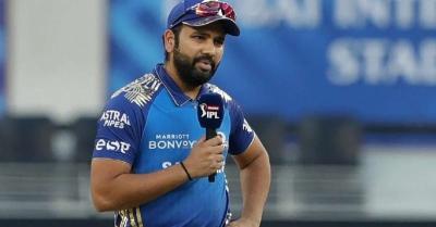 मैच में हर विभाग में अच्छा प्रदर्शन करके अपेक्षाओं पर खरी उतरी मुंबई इंडियंस की टीम : रोहित शर्मा