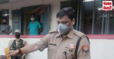 Police recruitment scam: एसपी संजीत कृष्णा को पांच दिन की पुलिस हिरासत में भेजा गया