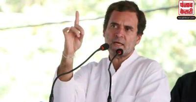 राहुल गांधी ने केंद्र सरकार पर साधा निशाना - नये कृषि कानून 'हर किसान की आत्मा पर आक्रमण' हैं