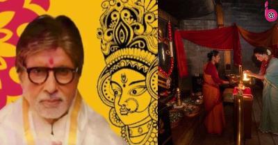 बिग बी से लेकर नीतू कपूर तक, नवरात्रि के खास मौके पर सितारों ने सभी को दी शुभकामनाएं