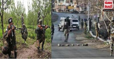 जम्मू-कश्मीर के अनंतनाग जिले में मुठभेड़ में लश्कर-ए-तैयबा का विदेशी आतंकवादी मारा गया