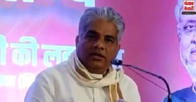 चिराग पासवान को भ्रम में नहीं रहना चाहिए, भाजपा नीतीश कुमार के साथ है : भूपेंद्र यादव