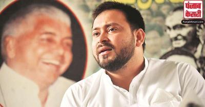 नीतीश कुमार का पहला और आखिरी प्यार केवल अपनी CM कुर्सी पर टिके रहना : तेजस्वी यादव
