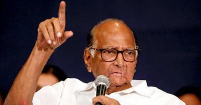 NCP प्रमुख बोले- PM मोदी से मिलकर वर्षा प्रभावित किसानों के लिए मदद मागूंगा