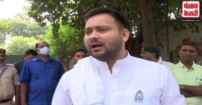 चिराग पासवान के समर्थन में आए तेजस्वी, कहा- CM नीतीश ने की नाइंसाफी, नहीं किया अच्छा व्यवहार