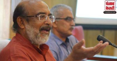 'केंद्र को समाधान करना चाहिए कि कितना कर्ज लेना है' : केरल वित्त मंत्री थॉमस इसाक