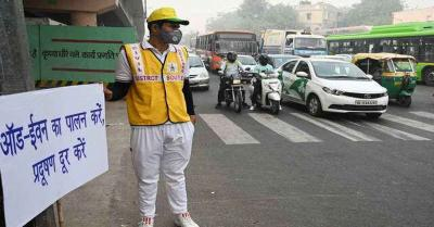 दिल्ली-NCR में वायु प्रदूषण से लड़ने में Odd-Even लागू करना हो सकता है अंतिम विकल्प