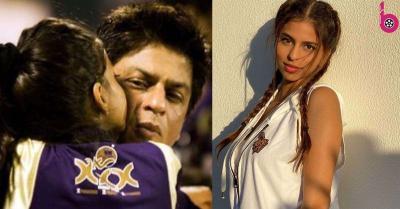 सुहाना खान ने पिता शाहरुख खान के साथ शेयर की 12 साल पुरानी तस्वीर, केकेआर के लिए लिखा खास मैसेज