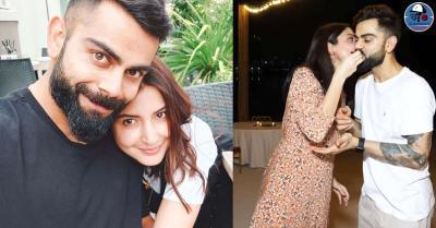 आईपीएल के बीच रोमांटिक दिखे अनुष्का शर्मा- विराट कोहली, खूबसूरत तस्वीर हुई वायरल
