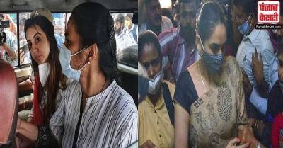 कर्नाटक ड्रग केस के न्यायाधीश को मिली धमकी, 2 अभिनेत्रियों समेत कई बड़े चेहरों को जमानत देने की मांग