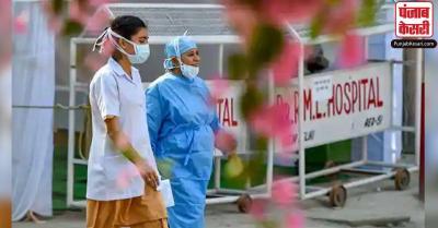 कोविड-19 : देश में महामारी की रफ्तार सुस्त, रिकवरी रेट 90 प्रतिशत के करीब